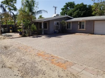 San Jacinto Single Family Home For Sale: 1148 Cottonwood Avenue