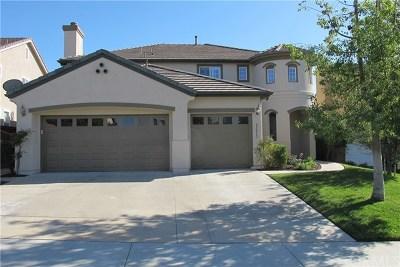 Temecula Single Family Home For Sale: 33013 Embassy Avenue