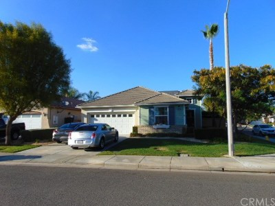 Menifee Single Family Home For Sale: 26168 Desert Rose Lane
