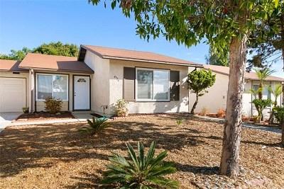 Oceanside Single Family Home For Sale: 4524 Beverly Glen Drive