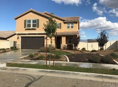 San Jacinto Single Family Home For Sale: 375 Valencia
