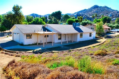 Perris Single Family Home For Sale: 20050 Grill Court