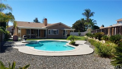 Temecula Single Family Home For Sale: 32392 Corte Palacio