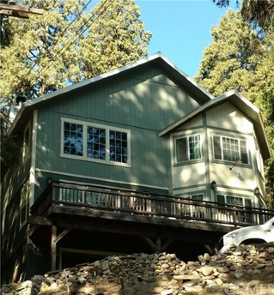Blue Jay, Cedarpines Park, Crestline, Lake Arrowhead, Running Springs Area, Twin Peaks, Big Bear, Arrowbear, Cedar Glen, Rimforest Single Family Home For Sale: 24643 Lotito Court