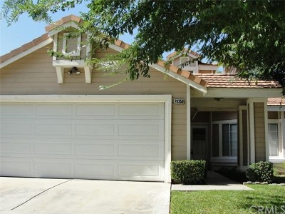 Menifee Single Family Home For Sale: 28358 Inspiration Lake Drive