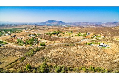 Temecula Residential Lots & Land For Sale: 36601 Indian Knoll Road