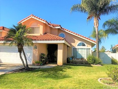 Menifee Single Family Home For Sale: 28690 N Port Lane