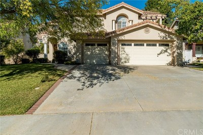 Moreno Valley Single Family Home For Sale: 23840 Blue Bill Court