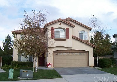 Temecula Single Family Home For Sale: 32684 Guevara Drive