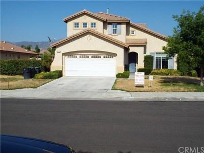 San Jacinto Single Family Home For Sale: 576 Miracle Drive