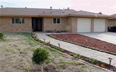 Fontana Single Family Home For Sale: 17777 Orchid Ave