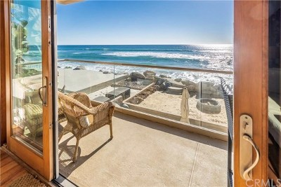 Oceanside Single Family Home For Sale: 933 S Pacific Street