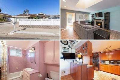 Oceanside Single Family Home For Sale: 2819 Cottingham Street