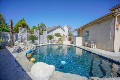 Menifee Single Family Home For Sale: 30599 Meadow Run Place