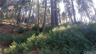 Arrowbear, Big Bear, Blue Jay, Cedar Glen, Cedarpines Park, Crestline, Lake Arrowhead, Running Springs Area, Rimforest, Twin Peaks, Wrightwood Residential Lots & Land For Sale: Mojave River Road