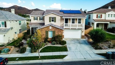 Lake Elsinore Single Family Home For Sale: 35405 Foxwood Court