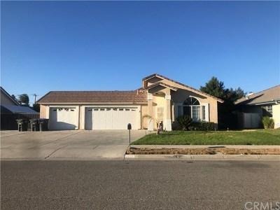 Hemet Single Family Home For Sale: 1432 Leslie Drive