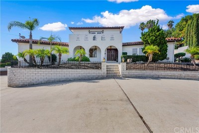 Vista Single Family Home For Sale: 764 Anns Way