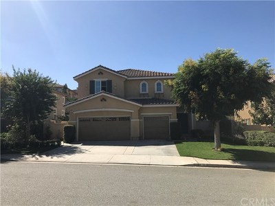 Lake Elsinore Single Family Home For Sale: 18 Plaza Avila