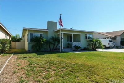 Whittier Single Family Home For Sale: 9252 Maryknoll Avenue