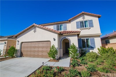 Menifee Single Family Home For Sale: 30299 Cromwell Circle