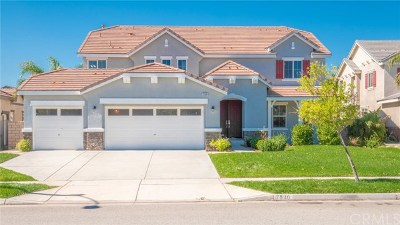 Rancho Cucamonga CA Single Family Home For Sale: $748,000