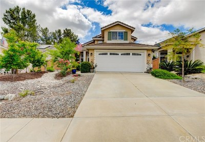 Riverside, Temecula Single Family Home For Sale: 31749 Corte Avalos