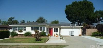 Glendora Single Family Home For Sale: 431 W Juanita Avenue