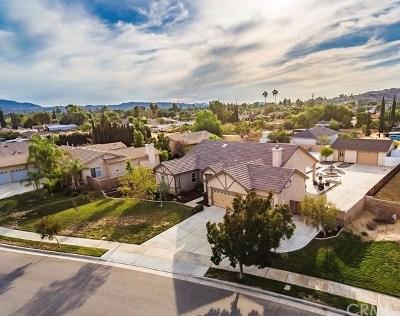 Hemet, San Jacinto Single Family Home For Sale: 629 Almarie Way
