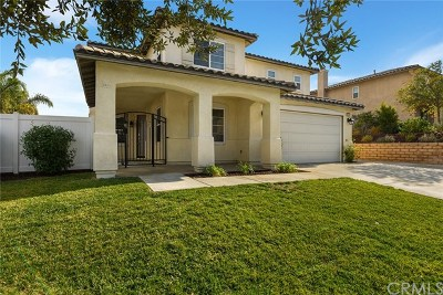 Menifee Single Family Home For Sale: 31224 Eastridge Avenue