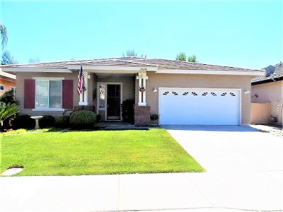 Menifee Single Family Home For Sale: 29658 Painted Desert Drive