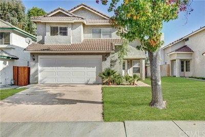 Temecula CA Single Family Home For Sale: $399,500