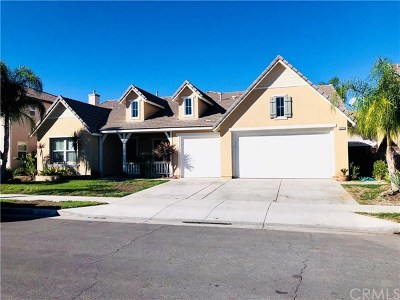 Winchester Single Family Home For Sale: 36405 Flower Basket Road