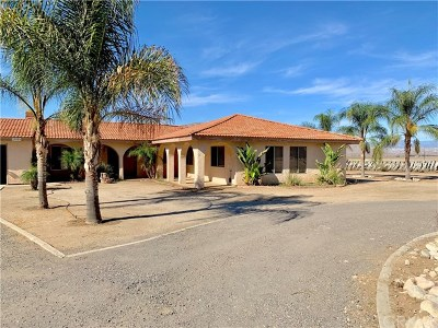Nuevo/lakeview Single Family Home For Sale: 29085 Envoy Drive