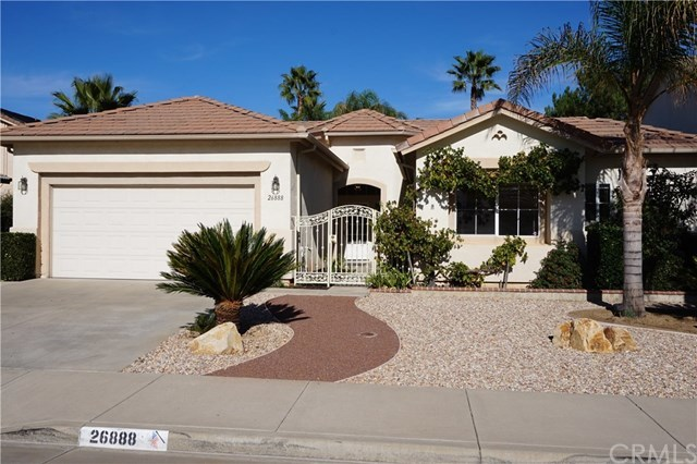 Brilliant 3 Bed 2 Full 1 Partial Baths Home In Murrieta For 410 000 Home Interior And Landscaping Pimpapssignezvosmurscom