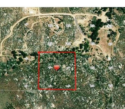 Hemet Residential Lots & Land For Sale: 43837 Woody End Lane