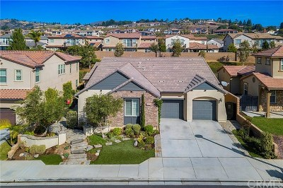 Yorba Linda Single Family Home For Sale: 20425 Chianti Court