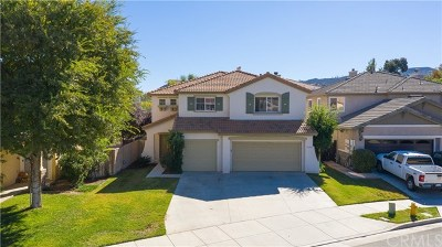 Lake Elsinore Single Family Home Active Under Contract: 32543 Bramble Court