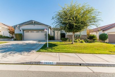 Murrieta Single Family Home For Sale: 39592 Cardiff Avenue