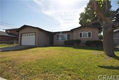 Lemon Grove Single Family Home For Sale: 2536 Glebe Road