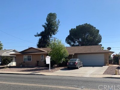 Menifee Single Family Home For Sale: 26655 Sun City Boulevard