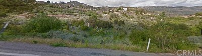 Fallbrook Residential Lots & Land For Sale: 889 Rainbow Crest Road