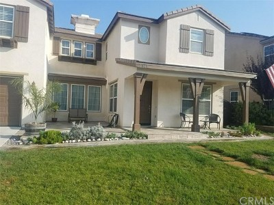 Murrieta Single Family Home For Sale: 27371 Snowfield Street