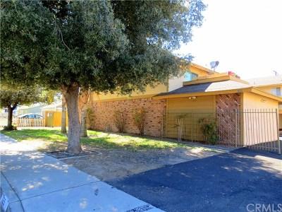 Hemet, San Jacinto Multi Family Home For Sale: 165 N Hamilton Avenue