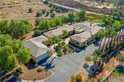 Temecula Single Family Home For Sale: 36544 Summitville Street