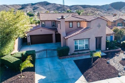 Perris Single Family Home For Sale: 303 Monument
