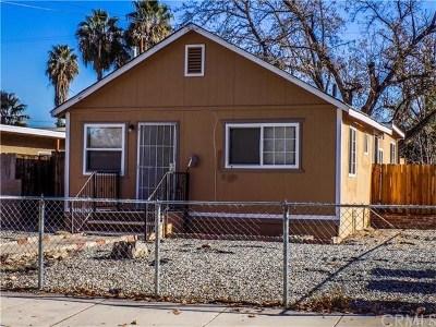 Hemet Single Family Home For Sale: 250 N Hamilton Avenue