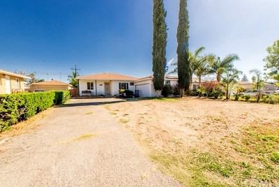 Fontana Single Family Home For Sale: 9421 Blanchard Avenue