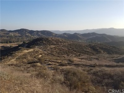 Wildomar Residential Lots & Land For Sale: Story Rd