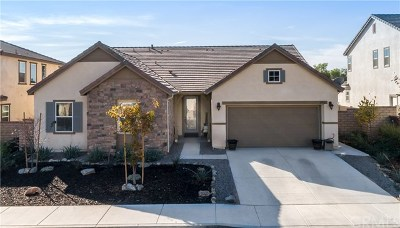 Menifee Single Family Home For Sale: 25923 Prospector Court